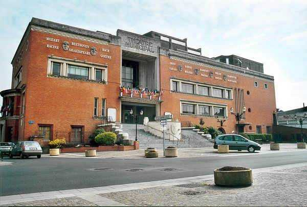 Le Thtre Municipal De Fourmies