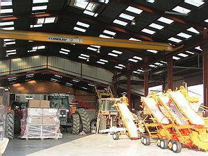 Caullery - Machines Agricoles - 02260 - Clairfontaine